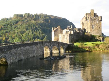 Eilean Doran Castle