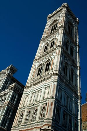 sanctified: Bell tower of Duomo, Florence, Italy, designed by Giotto