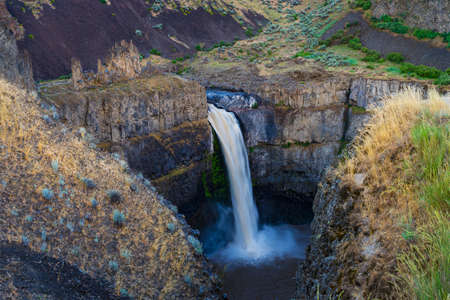 palouse: Palouse falls in the Palouse region of Eastern Washington state
