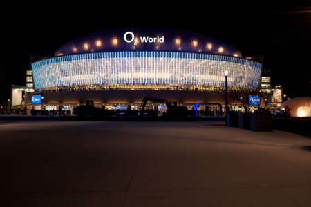 O2 world Arena in Berlin