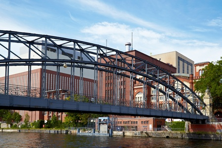siemens web - Impressiones from Berlin along the Spree River, Germany