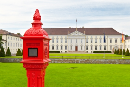 Schloss Bellevue has been the official residence of the President of Germany since 1994