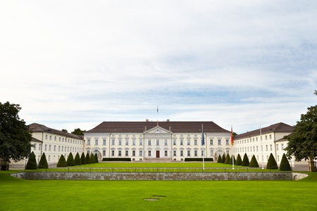 orte: Schloss Bellevue has been the official residence of the President of Germany since 1994