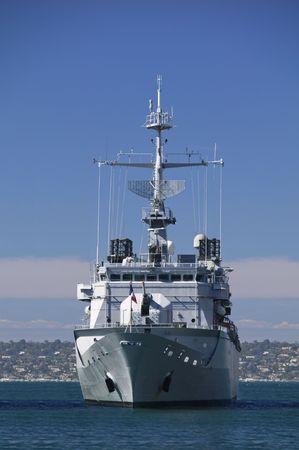 destroyer: Destroyer at Sea