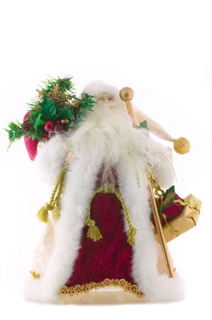 Father Christmas Santa Ornament