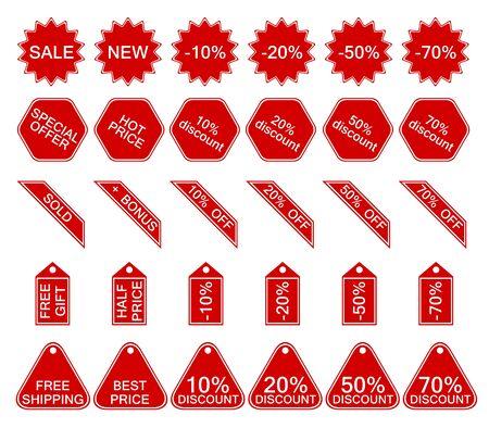 Sale collection set