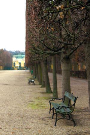 Schonbrunn Park