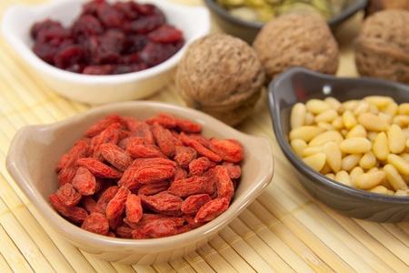 goji: Goji Fruits