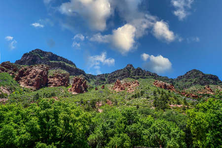 Just some of the magnificent scenery you will see as you make your way around Sedona Arizona.