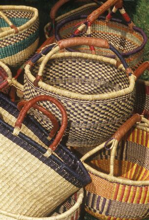 Handmade baskets 1