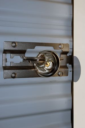 Room locked and secured to prevent unauthorized access Stok Fotoğraf