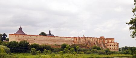 mediaval: Mediaval fortress in Medzhibozh - ukrainian place of glory