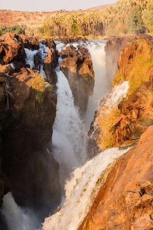 Epupa waterfalls, Namibia