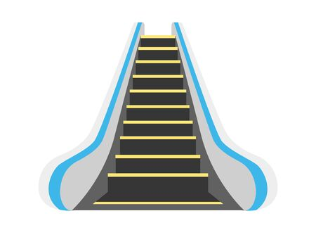 Escalator Ilustração