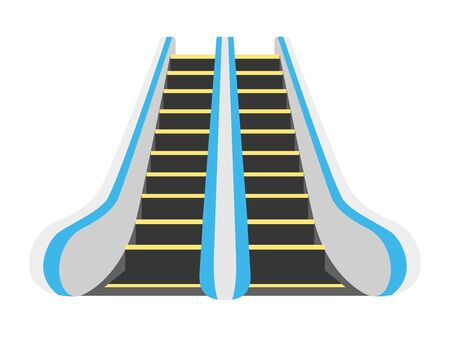 Escalator Иллюстрация
