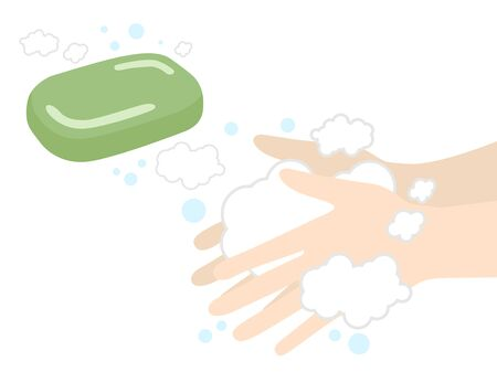 Soap Foto de archivo - 126403268