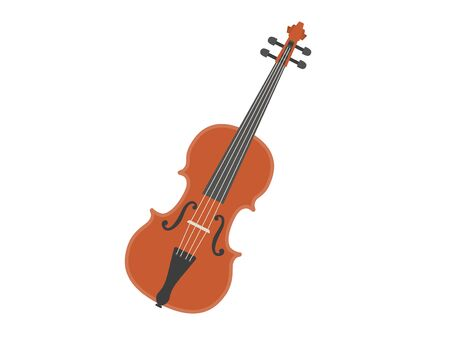 Musical instrument Stock Illustratie