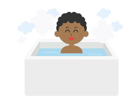 Bath Illustration