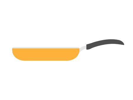Frying pan Illustration