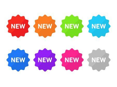 Color variation illustration of the new icon.