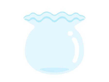 Goldfish bowl 写真素材 - 126409071