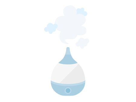 Humidifier Illustrations