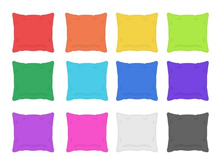 Cushion color variations