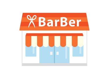Barber Ilustração