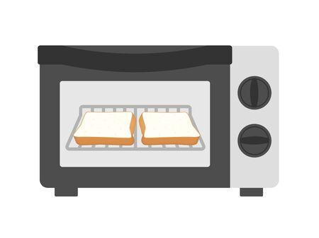 Toaster  イラスト・ベクター素材