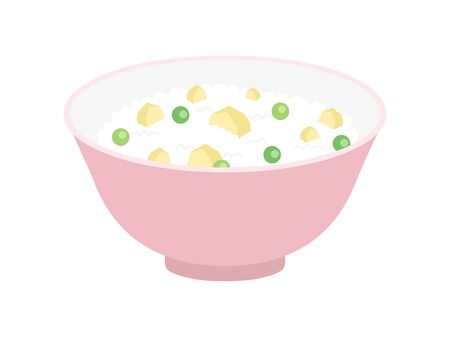 Japanese mixed rice