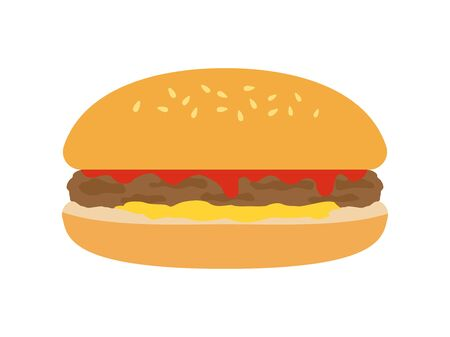 Hamburger Illustrations