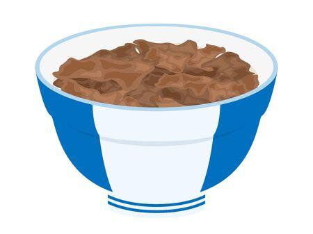 Beef bowl
