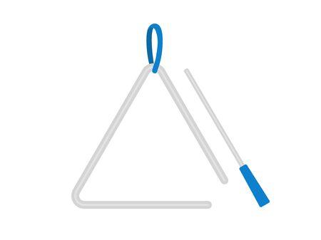Triangle Instrument Illustrations