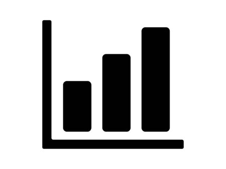 Graph icon 写真素材 - 126330066