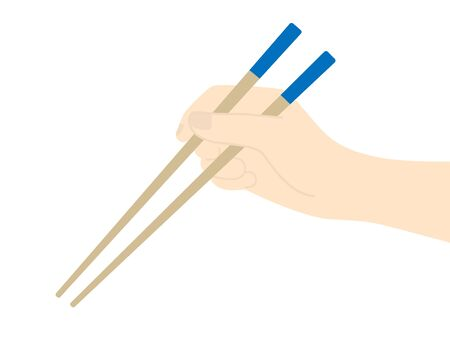 Chopsticks Vettoriali