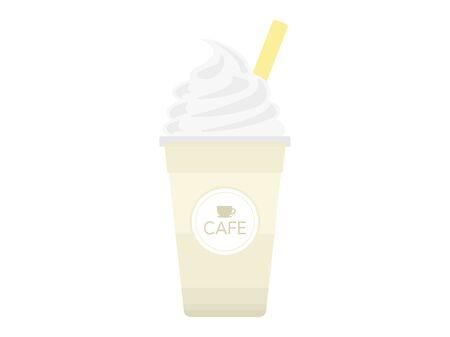 Cafe Drinks 写真素材 - 127763337