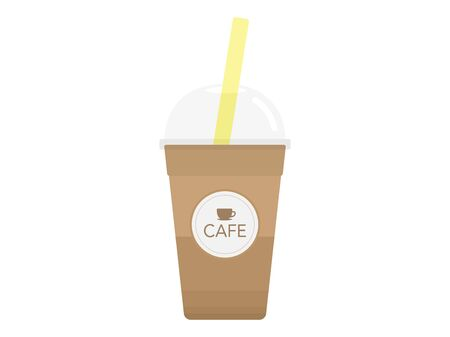 Cafe Drinks 写真素材 - 127763395