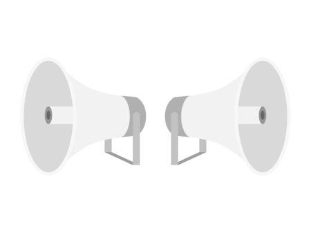 Speaker Illustrations Ilustração