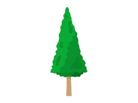 Tree clipart Reklamní fotografie