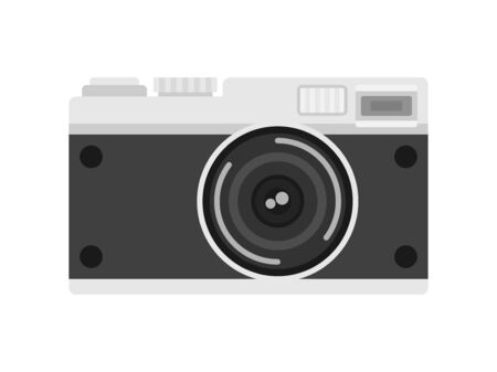 SLR Camera Illustrations