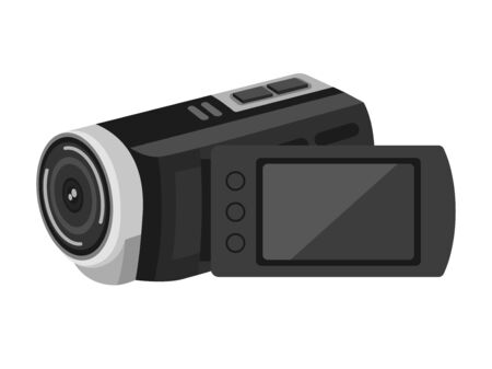 Video Camera Illustrations