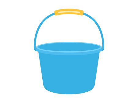 Illustration of a bucket