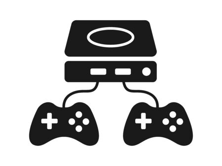 Illustration of game icon