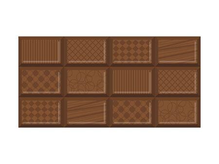 Illustration of chocolate