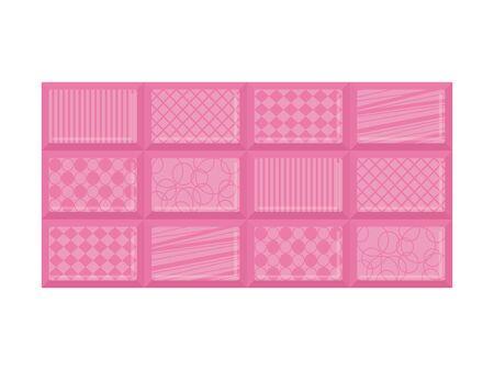 Strawberry Chocolate Illustration