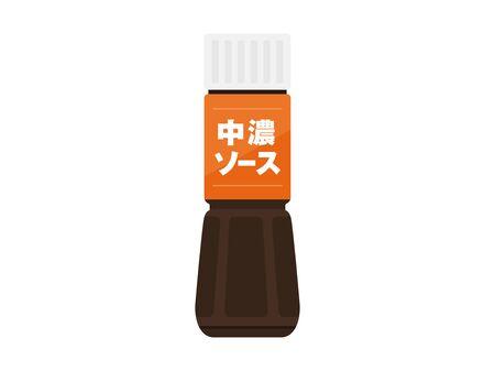 Illustration of Nakano sauce