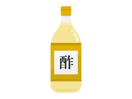 Vinegar Illustration Иллюстрация