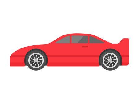 Supercar Illustrations