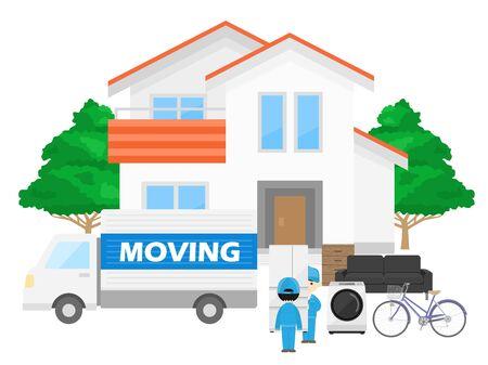 Moving Illustrations