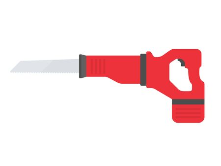 Illustration of electric saws